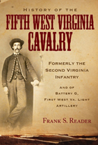 History of the Fifth West Virginia Cavalry